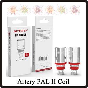 Arter PAL II Bobin Hasır Bobin 0.6ohm Düzenli 1.2ohm Arter PAL II Pod Başlangıç Kiti için DHL Ücretsiz