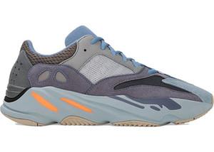 2019 En Yeni Otantik Originals 700 Karbon Mavi Statik Katı Gri Mıknatıs Kanye West FW2498 Erkekler Kadınlar Spor Sneakers ile Kutu Koşu Ayakkabıları