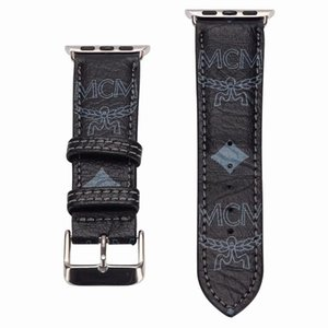 Designer watch band 44mm 42mm 40mm 38mm Brand Smart straps leather Luxury Watchbands Bracelet Smart Wrist Band