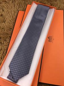 2020 새로운 패션 남성 실크 목 넥타이 남성 실크 넥타이 슬림 클래식 Cravate 좁은 스키니 넥타이 남성용 목에 두르는 상자 H80-024 9 개 스타일