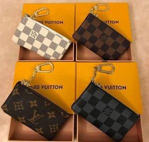 vendita all'ingrosso di qualità 5A lusso Designer borse di marca del progettista della frizione borse moda vera pelle Borsa Designers borsa portafoglio donna con la scatola