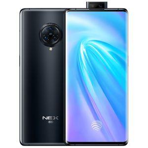 "Orijinal Vivo Nex 3 5G LTE Cep Telefonu 12GB RAM 256GB ROM Snapdragon 855 Artı Octa Çekirdek Android 6.89"" 64MP Parmak İzi Kimlik Yüz Cep Telefonu"