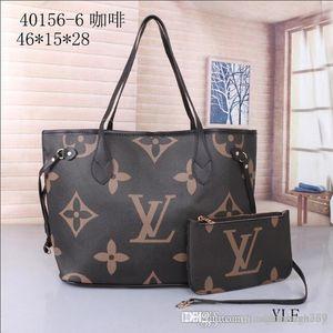 Бренд дизайн 2шт сумки Сумка женщины роскошные Crossbody сумки известный дизайн плеча высокое качество девушки сообщение горячая цепь письмо