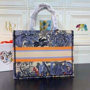 Nuovi sacchetti della spesa di lusso Borsa della spesa del progettista di marca classica Borsa della borsa della borsa di modo delle donne Borsa del progettista di vacanza della spiaggia di estate