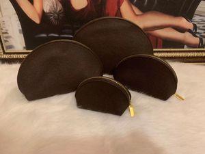 Бесплатная доставка 4 шт. / комплект женщин косметические сумки известный макияж сумка мешок мешка макияж сумка женские пакеты сцепления кошельков туалетная сумка # 588