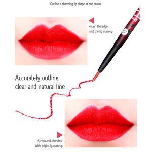 Автоматически Поворот Lip Liner Waterproof Lasting Макияж для Губ Карандаш Набор красоты Стик для женщин