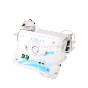 محمول 3IN1 واللوازم الطبية أكوا المياه للعناية بالبشرة آلة الجمال الأكسجين جلدي تقشير معدات التجميل SPA hydrafacial