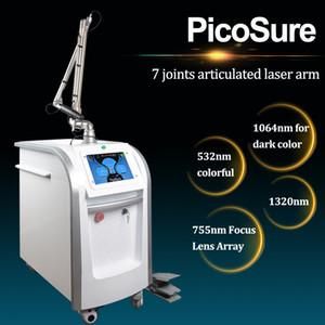 ODM / pigment enlèvement de tatouage laser picoseconde OEM laser Date de picosure court pulsé Corée picoseconde de machine à laser