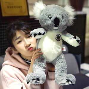 Koala jouets en peluche pour enfants enfants animaux Koala douce peluche farcie mignon Koala jouets meilleur cadeau d'anniversaire pour enfants