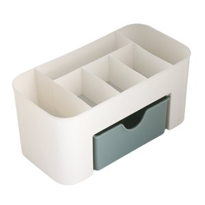 Cosmetic Jewelry Storage Drawer Durable Plastic Makeup Brush Box Home Office Remote Control Lipstick Holder Other Home Storage Organizatio