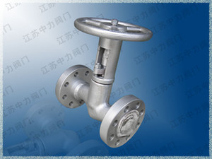 High temperature and high pressure flange stop valve manufacturer Made in China