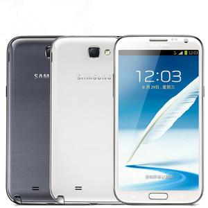 Original Samsung Galaxy Note 2 II N7100 N7105 Quad Core 5,5 pollici 2 GB di RAM 16 GB ROM Rinnovato Phone