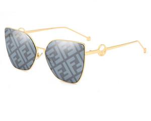 erkekler kadınlar moda güneş gözlükleri için 2019 sıcak satış FF tasarımcı güneş gözlüğü 5 renk ücretsiz nakliye güneş gözlüğü erkek gözlük mens womens
