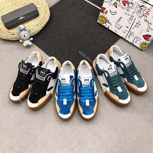 xshfbcl Latest Luxe Fashion Men Brand progettista Casual Shoes Top Quality Men progettista Shoes Multicolor Men Sneaker Causal Shoes 38-44