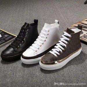 printemps et en automne nouvelles chaussures de femme de luxe épissage, laçage bas épais, bottes courtes tube court en cuir mode femme bottes Chaussures de sport