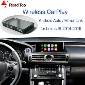 Wireless Carplay für Lexus IS 2014-2019, mit Android Auto Spiegel Link-AirPlay Auto Play-Funktionen