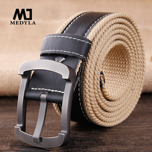 Atacado Top Tactical Cintos de Lona Militar Cinto para Mens Esportes Ao Ar Livre Ceinture Jeans Casual Cintos Cinta De Couro de Alta Qualidade