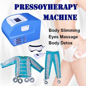 2019 Pressotherapy Lymph Drainage Machine Ems muscolo aria onda pressione detox pulsante ems dimagrimento corpo dimagrimento tuta del corpo