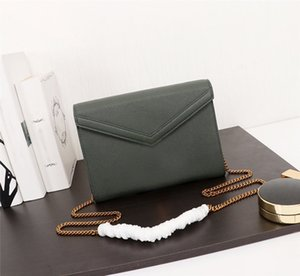 Hot Sale high Quality girl's fashionable flap bags with belt genuine real leather Tote Shoulder Crossbody Messenger flap bags