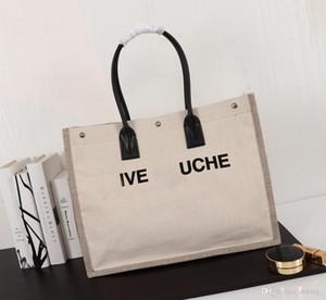 2019 Роскошный дизайн сумки Моды новый холст простой практичный сумка мешок большая емкость портной дизайн завод прямым