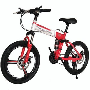 Quadro Fold Car Parts bicicleta Mountain bike País Disc Brake Student Activity Vehicle da Agile Segurança Criança bicicleta dobrável