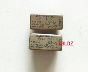 무료 배송 로트 (1pieces / 많은) 100 % 원래 새로운 NR-SD-5V AE5649 8PINS 5VDC DC5V 전원 릴레이