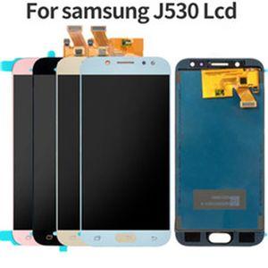 Para el reemplazo SAMSUNG GALAXY J5 2017 LCD J530F J530FN SM-J530 J530F pantalla LCD de pantalla táctil digitalizador Asamblea