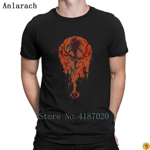 Bloodborne Tshirts Unique Short Sleeve Anti-Wrinkle Top Tee T Shirt For Men Character Family Sunlight Tee Shirt New Arrival