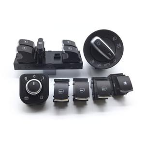 ZH-073 Window headlight mirror fuel tank Switch For VW Jetta Golf MK5 6 Tiguan CC 5ND959565B 5ND941431B 5K0959857 1KD959833 5ND 959 855