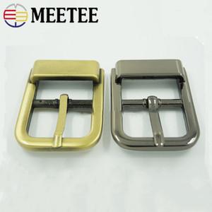 Meetee 25mm Réglage Sangle Ceintures Boucles Décor Pin Boucle DIY En Cuir Artisanat Sac Pièces Matériel Accessoires