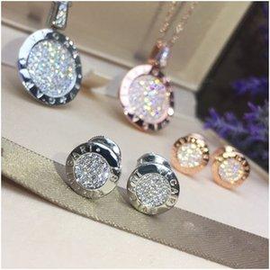 Cc Ohrringe populäre Art und Weise Marken-Version Cc-Ohrringe für Frauen-Entwurfs-Frauen-Partei-Hochzeit-Liebhaber-Geschenk Luxus-Designer-Schmuck-Sets
