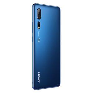 """ZTE original Axon 10 cellulaire Pro 4G LTE téléphone 12Go RAM 256Go ROM Snapdragon 855 Octa base 6,47"""" Plein écran 48MP AI ID d'empreinte Téléphone mobile"""