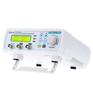 Generador de señal de envío gratuito Generador de función DDS digital Generador de fuente de señal Medidor de frecuencia de forma de onda arbitraria 200MSa / s 25MHz