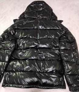 marca dos homens Designer jaqueta com capuz de alta qualidade Inverno casaco quente Plus Size jaqueta Man Down Unisex inverno outwear casaco quente