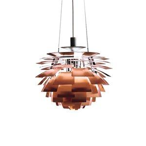 PH5 Dinamarca nórdicos ferro alumínio Pingente luzes LED e27 Pinha luminária para o quarto Dinning Room Foyer luminárias