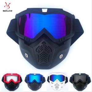 UV marca nuova moto maschere racing sci specialmente adatto maschere di montagna strada Occhiali moda equipaggiamento protettivo eyewear