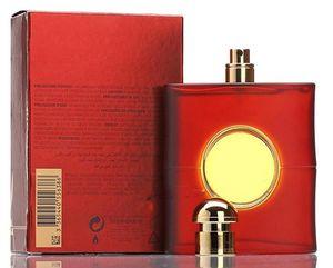 femmes parfum élégant et charmant parfum femme frais durable vaporisateur 90ml EDP qualité durable pour dame parfum