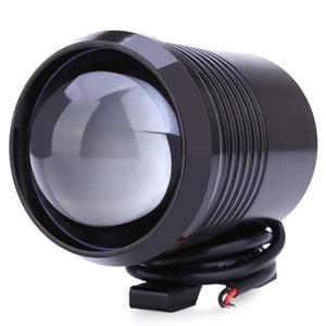 U2 1200LM 30W 어퍼 저속 오토바이 헤드 라이트 LED 오토바이 안개 램프 스포트 라이트 Led 프로젝터 헤드 라이트 Dirtbike Atv 액세서리
