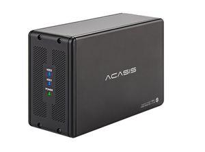 ACASIS DT-3608 Desktop 3.5 inch Storage Devices Dual-port SATA Serial Port to USB3.0 Mobile Hard Disk Array Box RAID Hard Disk Box