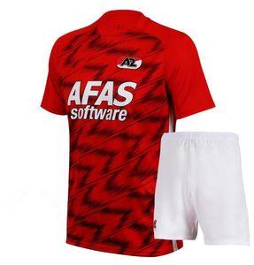 kit 20-21 AZ Alkmaar fútbol casero Jersey 2020 2021 DE WIT Stengs Boadu camiseta de fútbol AZ Alkmaar camiseta de Fútbol maillot de pie camisa
