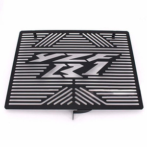 Radiator Grille Guard Protection Cover Motorcycle For YAMAHA YZF-R1 YZFR1 2012-2017