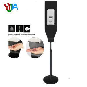 1000ml Automatic soap dispenser gel touchless hand sanitizer dispenser stand for school , Hotel ,Supermarket public Place