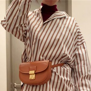 Women's Cotton Asymmetric Striped Blouse Loose Long Sleeve 2020 Spring New Fashion Lady Shirt and Tops