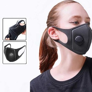 Free DHL Ship!6 1 Pcs Dusk Ch Masks Realistic Female Face Outdoor Sponge&Nbsp; Reusable&Nbsp; Health Dust Mask QA8M1P