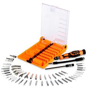 Juego de herramientas de reparación profesional para destornilladores de precisión para teléfonos móviles PC Tablet