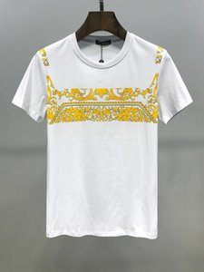 mens T-shirt fashion casual trend size M-3XL Comfortable breathable WSJ015#111595 kaiyi522