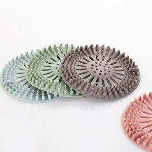 Gel di silice filtro anti intasamento del filtro di copertura lavello della cucina fogna schermo WC vasca piscina filtro anti capelli anello intasamento T3I5800
