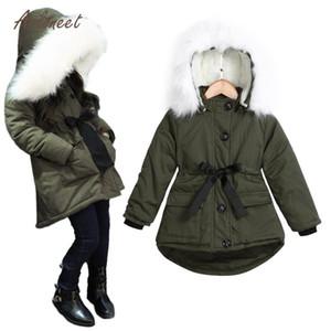 ARLONEET Baby Boy Abbigliamento Moda Cappotto per bambini Ragazzi Ragazze Cappotto spessa Vestiti imbottiti per giacca invernale Mar27