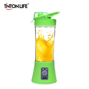 Tinton Life Usb-Modus Portable Charging Treasure Funktion Kleine Entsafter Mixer Schneebesen Obst Mixer C19041803