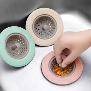 Kitchen Sink Retina Piano di scarico dei capelli Stopper mano Tappo di Bath Catcher Sink copertura del setaccio strumento ZZA1212